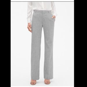 Light grey Banana Republic Logan Tailored Pants 12